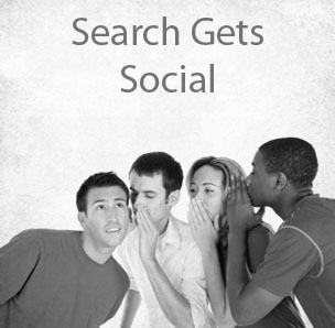 Search Gets Social with Twitter